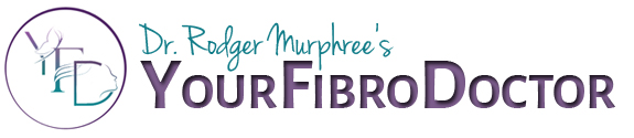 Dr. Rodger Murphree's Treating and Beating Fibromyalgia Mobile Retina Logo
